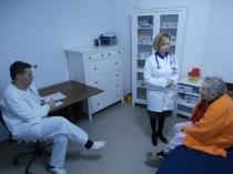 Servicii medicale in cadrul caminului